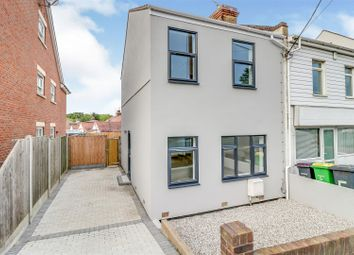 Aldermans Hill, Hockley SS5. 2 bed semi-detached house