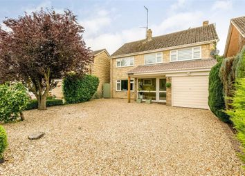 Thumbnail 4 bed detached house for sale in Rectory Close, Wendlebury, Bicester