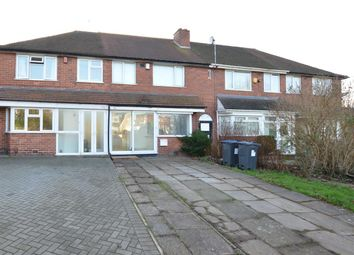 Thumbnail 3 bed terraced house for sale in Booths Lane, Great Barr, Birmingham