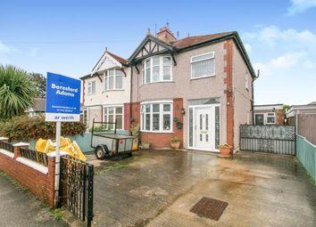 Thumbnail 5 bed semi-detached house for sale in Weaver Avenue, Rhyl, Denbighshire, .