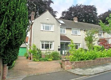Thumbnail 3 bed semi-detached house for sale in Verlands Close, Llandaff, Cardiff