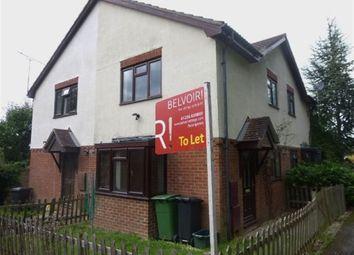 Thumbnail 1 bedroom property to rent in Stockbridge Close, Chineham, Basingstoke