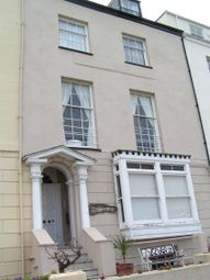 Thumbnail 2 bed flat to rent in Montpelier Terrace, Ilfracombe