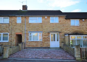 Thumbnail 3 bed terraced house to rent in Ford Rise, Leicester