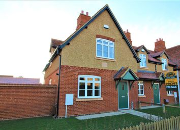Thumbnail 3 bed terraced house for sale in Cornfield Cottage, 38 West End, Elstow