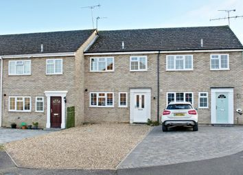 Thumbnail 3 bed terraced house for sale in Valmeade Close, Hook
