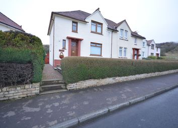 Thumbnail 3 bedroom semi-detached house for sale in Paterson Terrace, Darvel