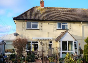 Thumbnail 2 bedroom semi-detached house for sale in North Croft, Williton, Taunton