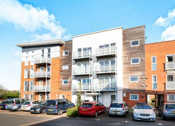 Thumbnail 2 bedroom flat for sale in Gaskell Place, Ipswich