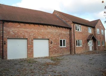 Thumbnail 5 bed detached house for sale in Church Bank, Temple Grafton, Alcester
