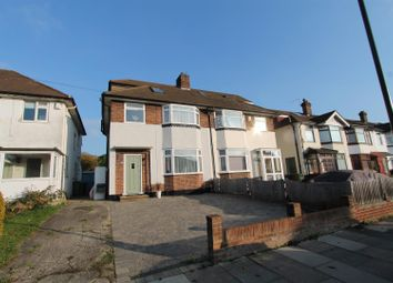 Thumbnail 4 bed semi-detached house for sale in Glenesk Road, London