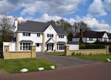 Thumbnail 5 bed property for sale in Silverdale Avenue, Ashley Park, Walton-On-Thames