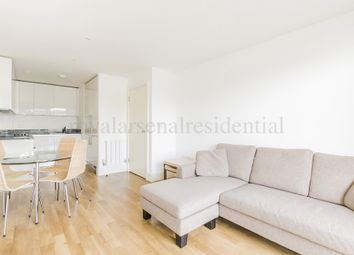 Thumbnail 1 bed flat to rent in West Carriage House, Royal Carriage Mews, Royal Arsenal, London