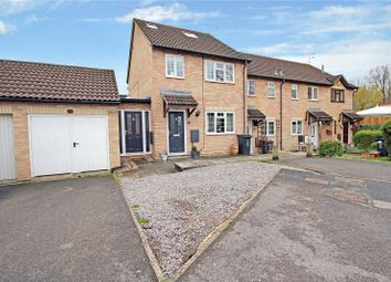 Thumbnail 4 bed semi-detached house for sale in Bramwell Close, Stratton, Swindon, Wiltshire