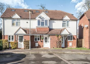Thumbnail 3 bed terraced house for sale in Walnut Avenue, Baldock, Hertfordshire