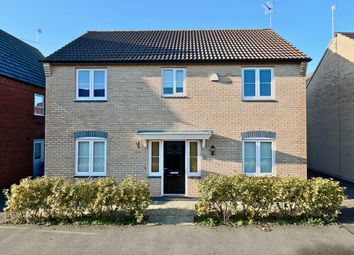 Thumbnail 4 bed detached house for sale in Anson Road, Newton, Nottingham