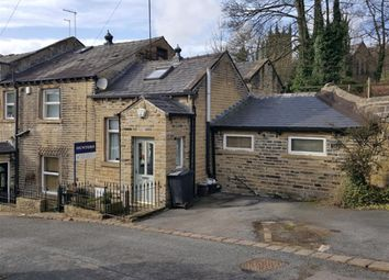 Thumbnail 2 bedroom cottage for sale in Brow Foot Gate Lane, Trimmingham, Halifax