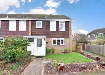 Thumbnail 3 bed end terrace house for sale in Butser Walk, Petersfield, Hampshire