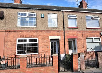 Thumbnail 3 bed terraced house for sale in Arthur Street, Grimsby