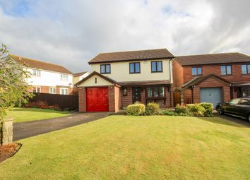 Thumbnail 4 bed detached house for sale in Malmesbury Way, Yeovil