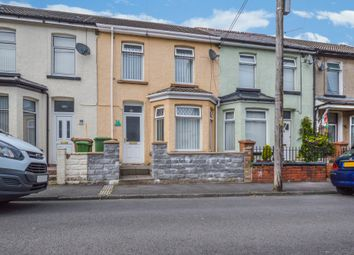 Thumbnail 3 bed terraced house for sale in Glen View, Ystrad Mynach, Hengoed