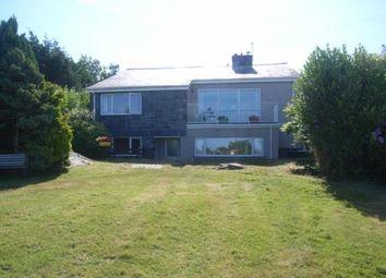 Thumbnail 4 bed detached house for sale in Rhostryfan, Caernarfon, Gwynedd