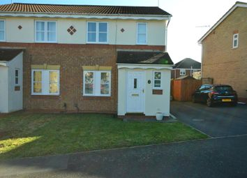 Thumbnail 3 bed semi-detached house for sale in Tom Paine Close, Thorpe Astley, Braunstone, Leicester