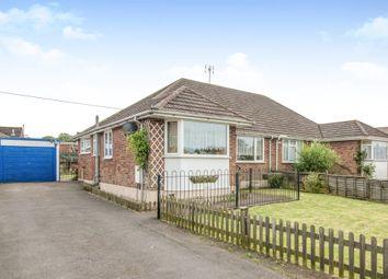 Thumbnail 3 bedroom semi-detached bungalow for sale in Chapel Road, West End, Southampton