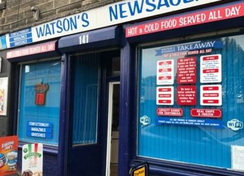 Thumbnail Retail premises for sale in Kirkcaldy, Fife