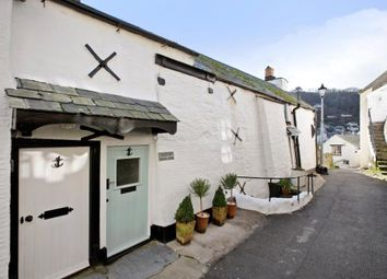 Thumbnail 1 bed terraced house for sale in The Warren, Polperro, Looe, Cornwall