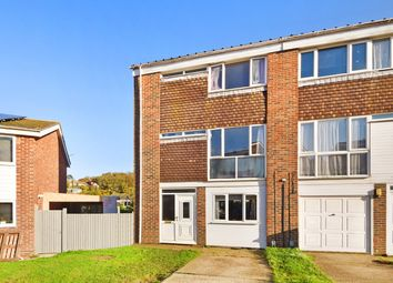 Thumbnail 3 bed terraced house for sale in Chalcroft Road, Folkestone