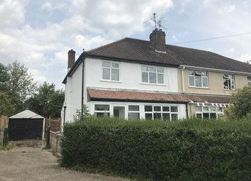 Thumbnail 3 bed semi-detached house to rent in Barnett Close, Leatherhead