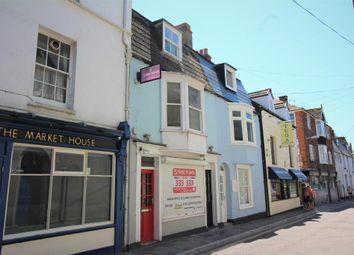 Thumbnail 1 bedroom maisonette to rent in Maiden Street, Weymouth, Dorset