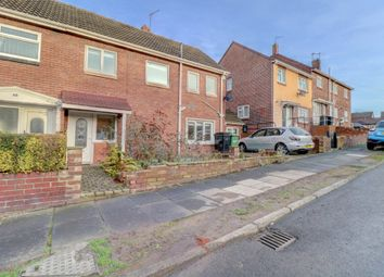 Thumbnail 3 bedroom semi-detached house for sale in Cleaswell Hill, Choppington