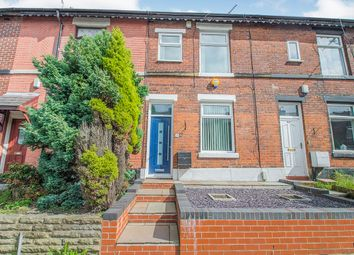 Thumbnail 3 bed terraced house for sale in Rupert Street, Radcliffe, Manchester, Greater Manchester