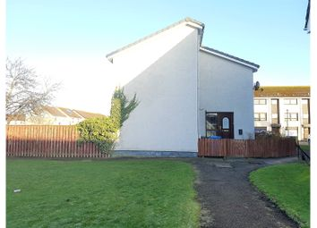 Thumbnail 4 bed end terrace house for sale in Reid Road, Invergordon