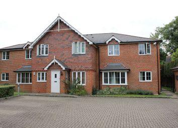 Thumbnail 2 bed terraced house to rent in Burnham Mews, Barley Mow Road, Egham