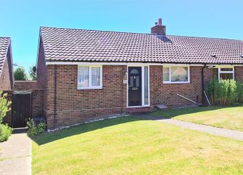 Thumbnail 2 bed semi-detached bungalow for sale in Carleton Road, Chichester