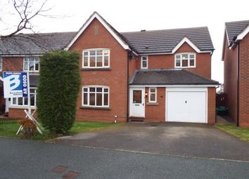Thumbnail 4 bedroom detached house to rent in Bryn Cadno, Colwyn Bay