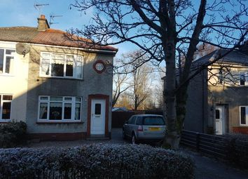 Thumbnail 2 bed semi-detached house to rent in Woodside Road, Brookfield, Johnstone