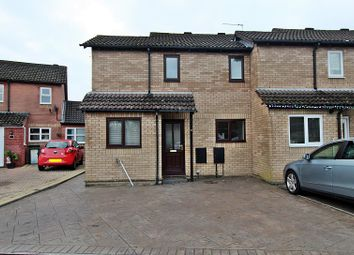 Thumbnail 2 bedroom end terrace house for sale in Redwood Drive, Llantwit Fardre, Pontypridd, Rhondda, Cynon, Taff.