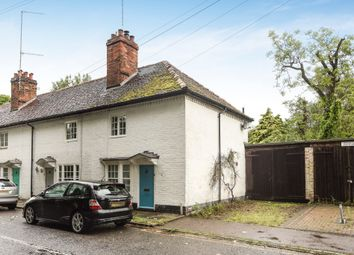 Thumbnail 2 bed end terrace house for sale in Wargrave Road, Henley-On-Thames