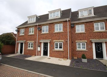 Thumbnail 3 bed town house for sale in Woodside Drive, Boldon Colliery