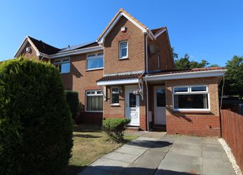 Thumbnail 4 bed semi-detached house for sale in Orchard Grove, Coatbridge
