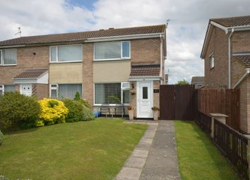 Thumbnail 2 bed semi-detached house for sale in Brandenburg Road, Corby, Northamptonshire