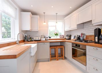 Thumbnail 2 bed flat for sale in East Hill, London