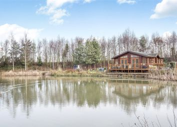 Thumbnail 3 bed mobile/park home for sale in Burton Waters Lodges, Woodcock Lane