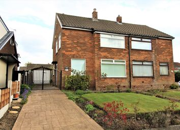 Thumbnail 3 bed semi-detached house for sale in Warwick Road, Middleton, Manchester