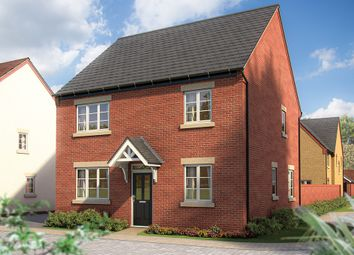 "Thumbnail 4 bed detached house for sale in ""The Aspen"" at Pioneer Way, Bicester"
