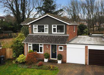 Thumbnail 3 bedroom link-detached house for sale in Kestrel Road, Kempshott, Basingstoke